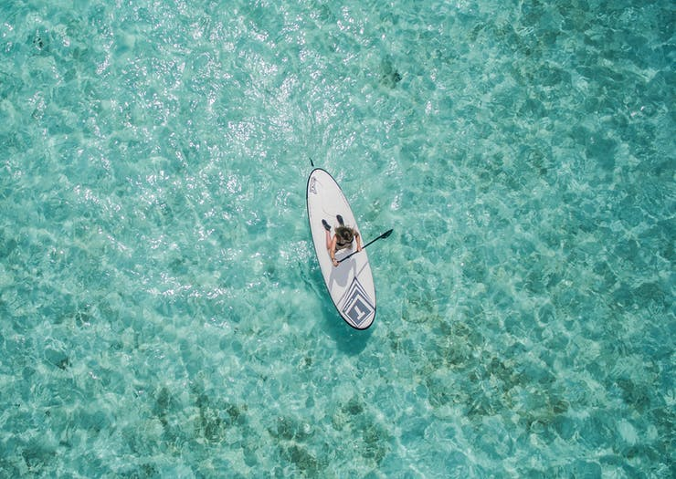 Find Your Balance At The Best Places To SUP In And Around Brisbane