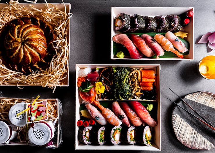 Level Up Your Favourite Child Status With The Best Father's Day Feasts Delivered To Dad's Door
