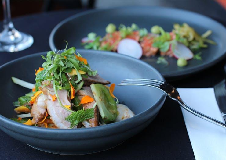 Jafa cafe, Jafa by night restaurant, best restaurants in Auckland, grey lynn restaurants, jafa by night menu