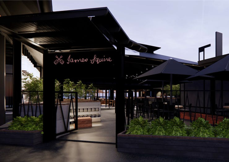 Buckle Up, James Squire's Sunshine Coast Brewhouse Is Opening Next Week