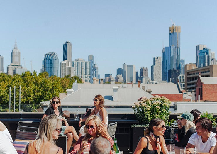 Catch A View At 20 Of Melbourne's Best Rooftop Bars