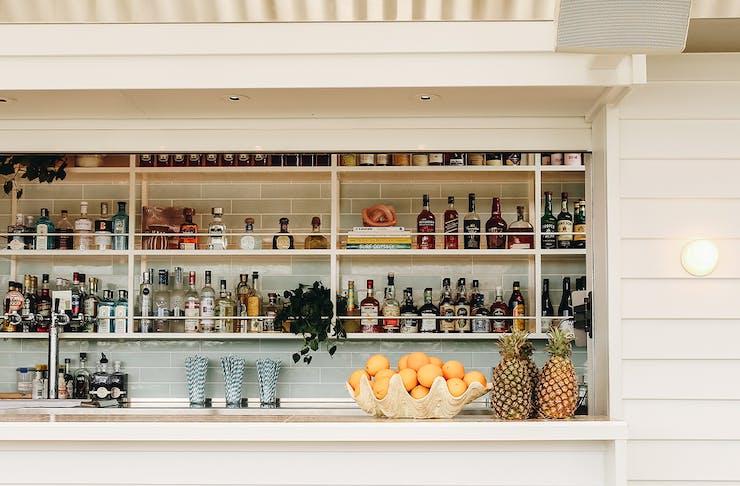 the bar at joeys