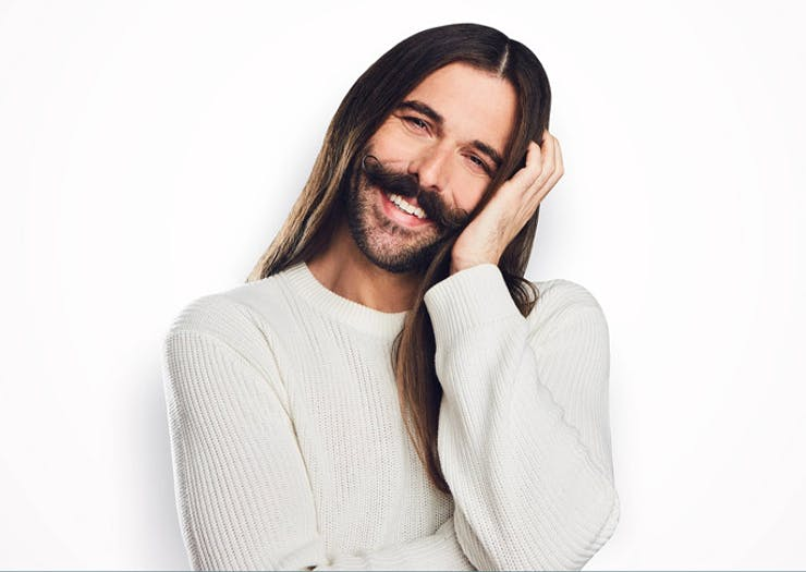 Prepare For Cirque-Du-So-Gay-Realness, Jonathan Van Ness Is Bringing His Stand-Up Show To Brisbane
