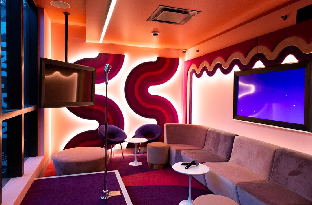 Take A Look Inside Melbourne's New 70s-Inspired Karaoke Bar