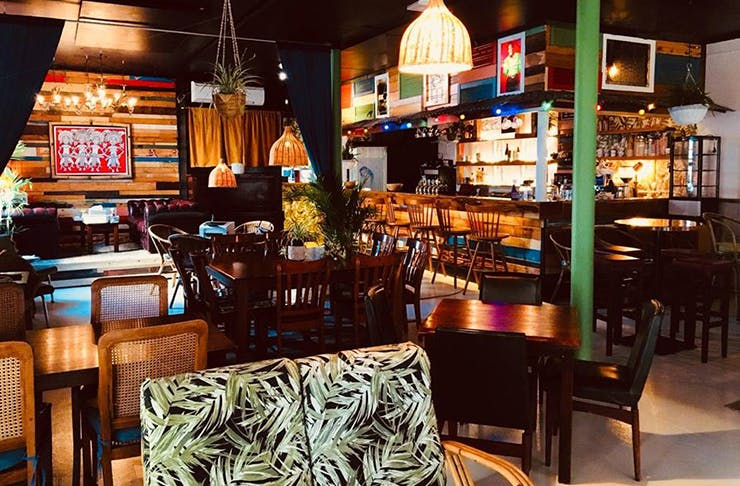 Fremantle Just Scored A Jungle-Themed Bar