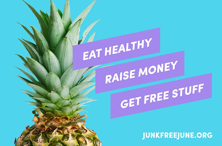 How To Survive Junk Free June