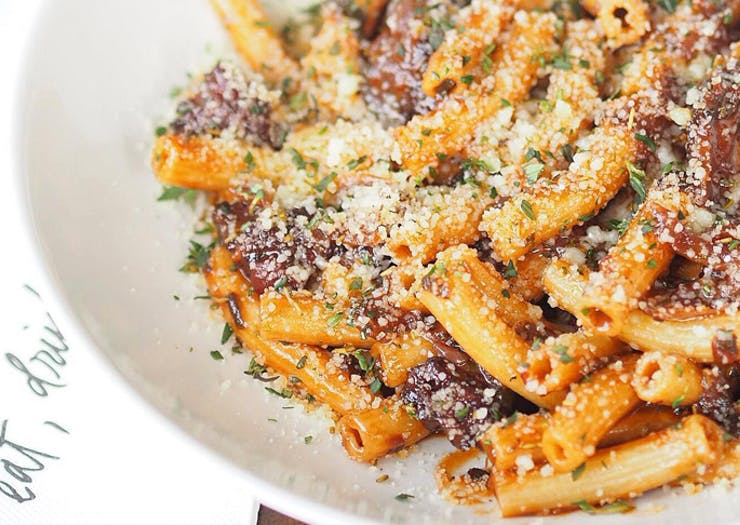 Move Over Nonna, Justin Lane Is Delivering Make-At-Home Pasta Packs