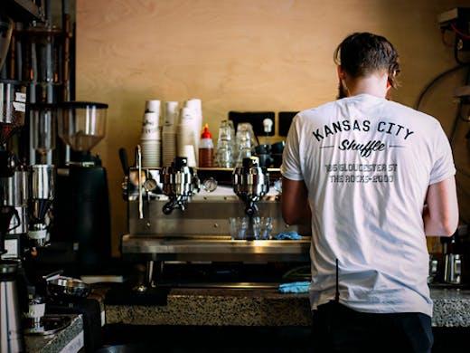 cafe in Sydney Kansas City Shuffle