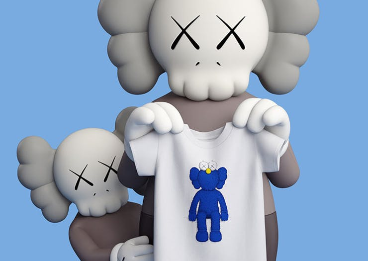 Here's Where You Can Score A Free KAWS Shirt In Melbourne Tomorrow