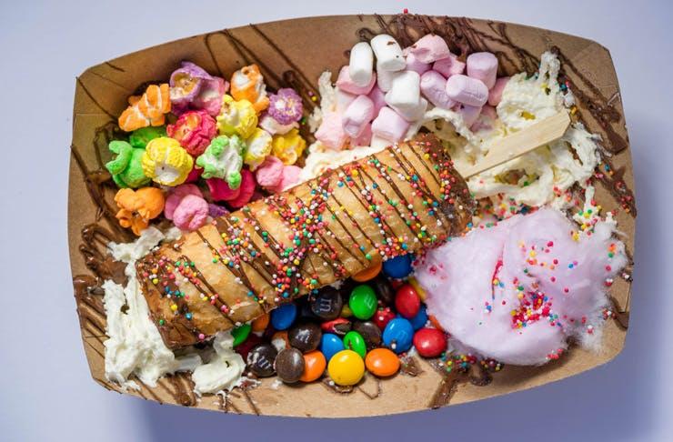 dessert truck sydney