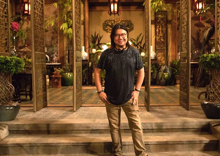 Kevin Kwan (Author Of Crazy Rich Asians) About His Most Memorable Moment On Set