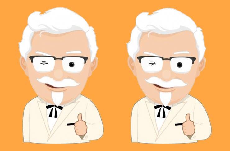 kfc emoji
