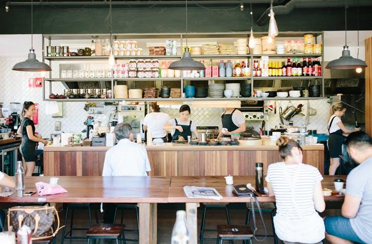 kin by us cafe in sydney