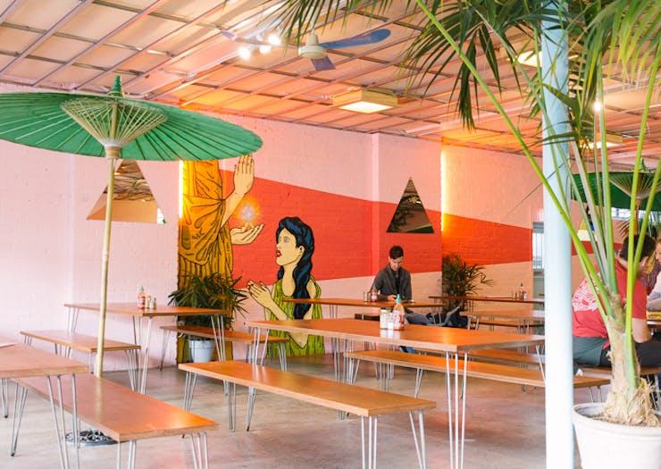 Kiss Kiss Thai Restaurant Balmoral