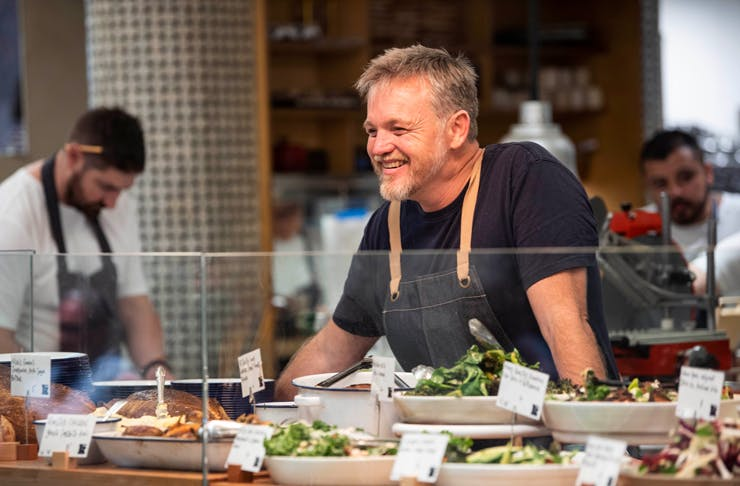Where Chefs Eat Mike McEnearney | Urban List Sydney