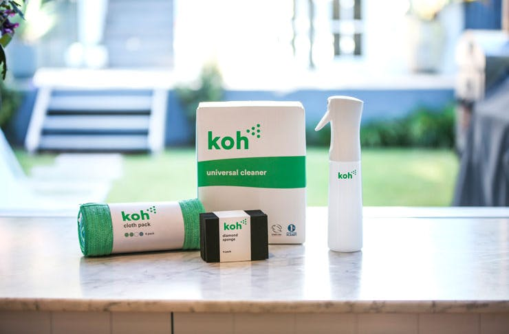 Koh Cleaning Products