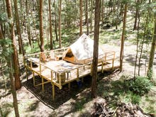 Check In To Kookaburra Ridge, A Rustic Off-Grid Bush Retreat Complete With Outdoor Tubs