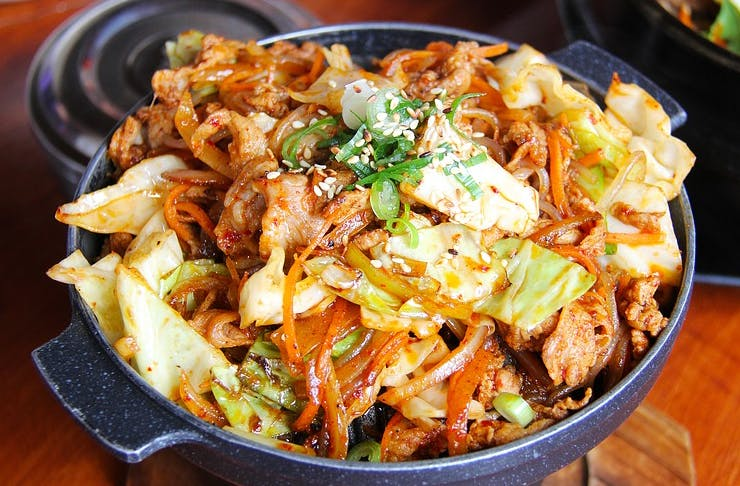 Auckland Is Getting A Korean Food Tour