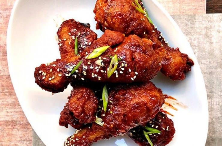 Brisbane Best Korean Fried Chicken