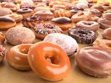 Krispy Kreme Has Opened In Newmarket!