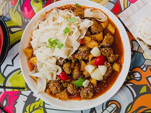 Shaolin Kung Fu Noodle Albany