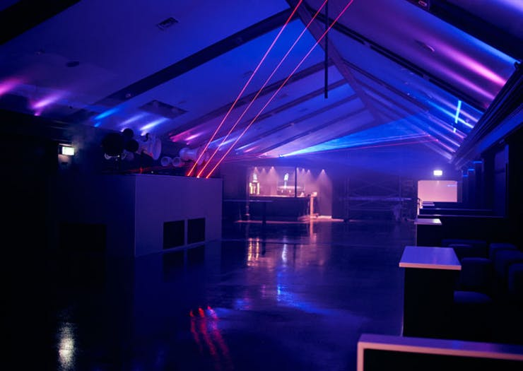 LABEL Is Sydney's Super-Charged New Warehouse Venue
