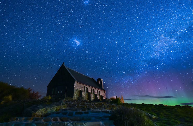 Pssst! Here's Everything You Need To Know About New Zealand's Southern Lights