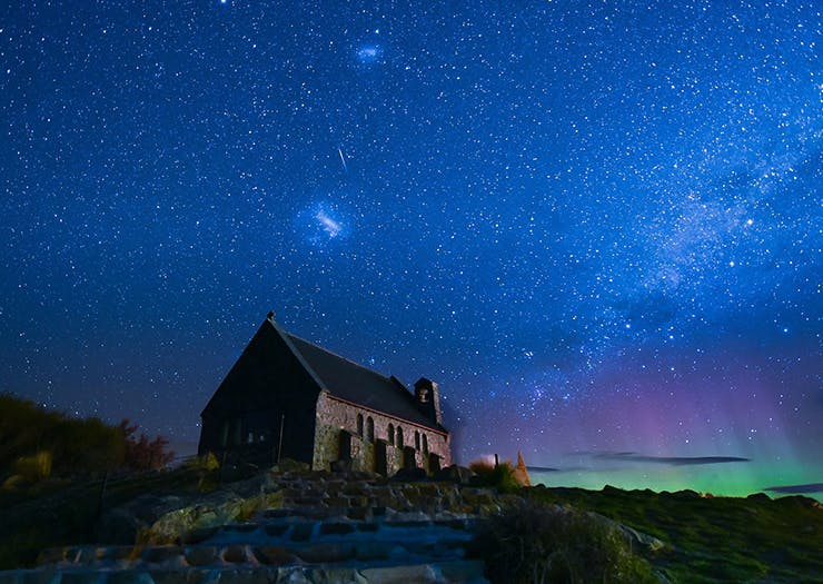 Everything You Need To Know About New Zealand's Southern Lights