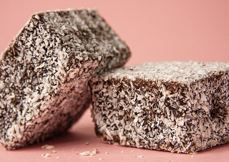 Prepare Your Tastebuds, This Gold Coast Distillery Just Launched A Lamington-Inspired Vodka