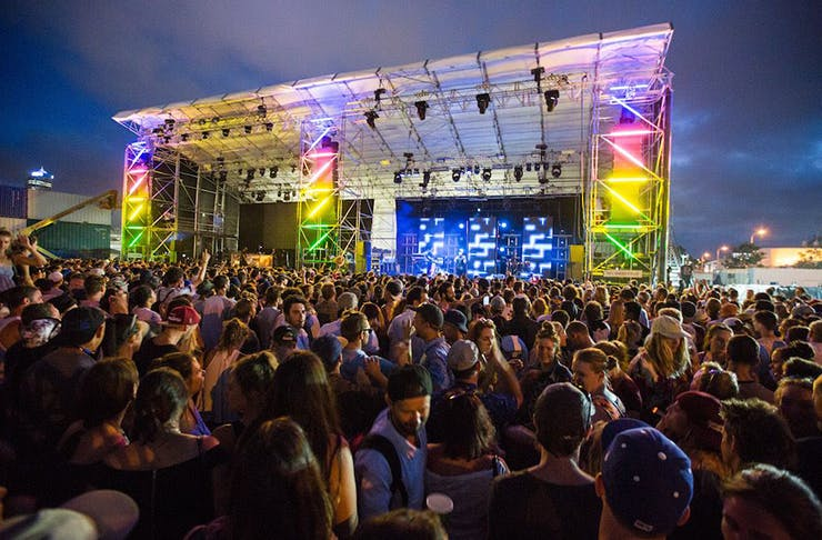 Laneway Festival 2017 Line-Up Auckland