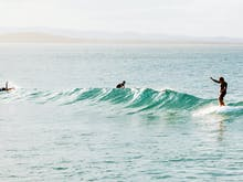 The Best Places You Can Learn To Surf On The Sunshine Coast