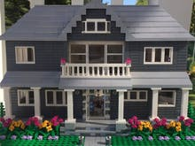 You Can Now Buy Your House In LEGO®!