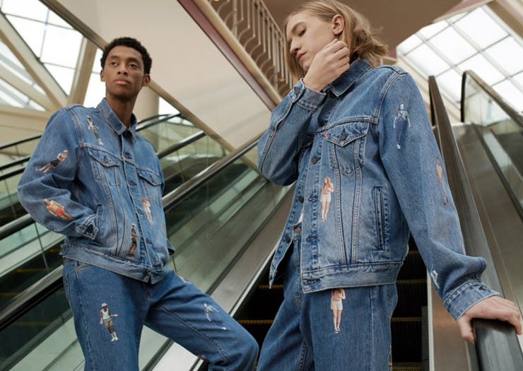 Levi's Stranger Things | Urban List