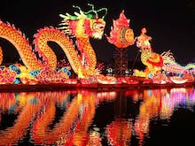 A Stunning New Lantern Festival Is Coming To Melbourne In April