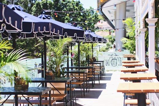 Raise A Schooner To 13 Of Brisbane's Most Impressive Beer Gardens