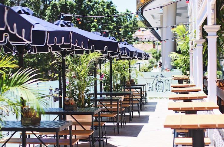 Brisbane Beer Gardens