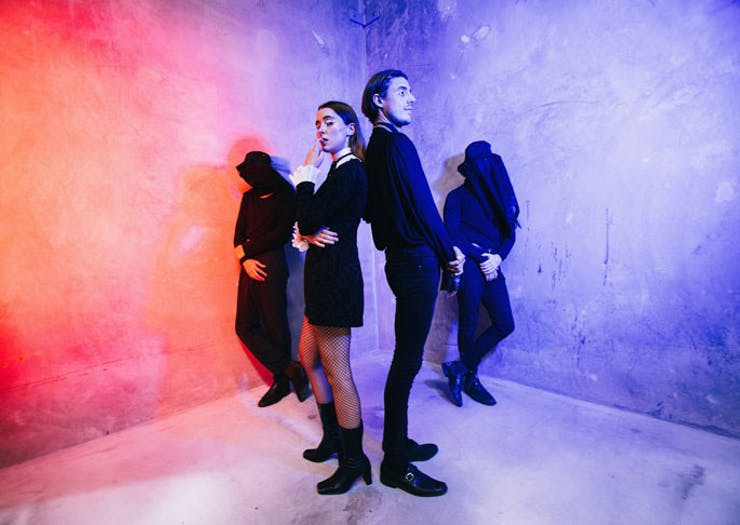 Here's How To Get Access To Confidence Man's Exclusive Melbourne Gig