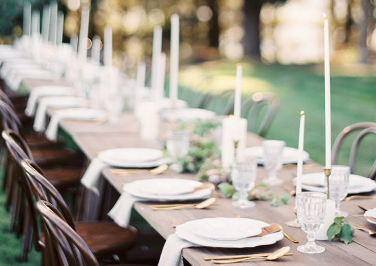 Why You Need To Book A Seat At This Long Table Dinner For Singles
