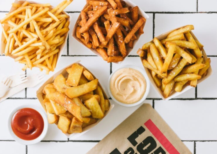 Lord Of The Fries Is Coming To Auckland!