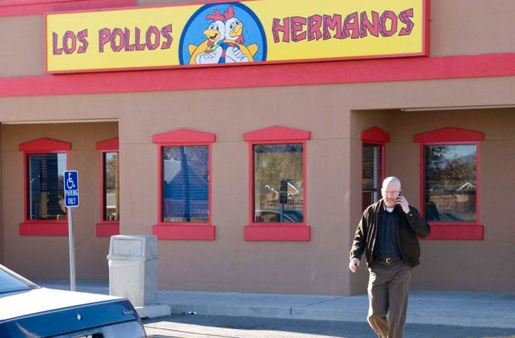 los polllos hermanos pop up sydney