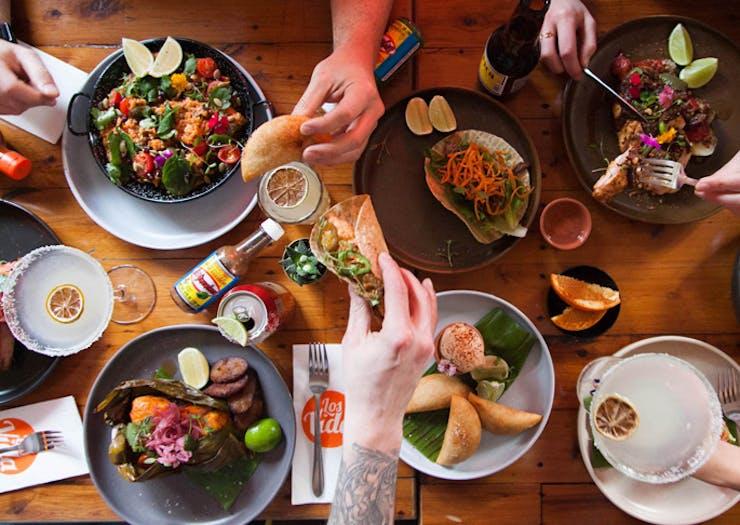 Los Vida mexican restaurant in Sydney