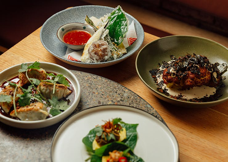 Go Green With Lucy Liu's Ridiculously Tasty Vegan Menu