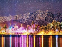 Wrap Up Warm, Queenstown Is Hosting An Epic Four-Day Light Festival This Winter