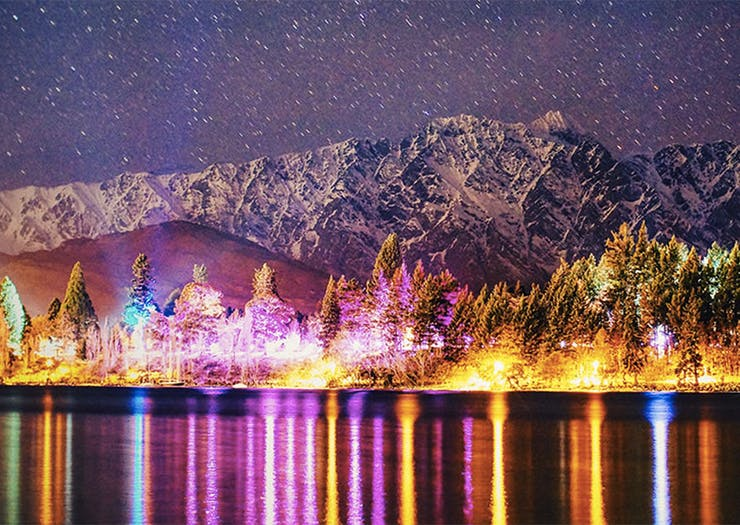 LUMA Southern Light Project Is Coming To Queenstown Next Weekend So Wrap Up Warm