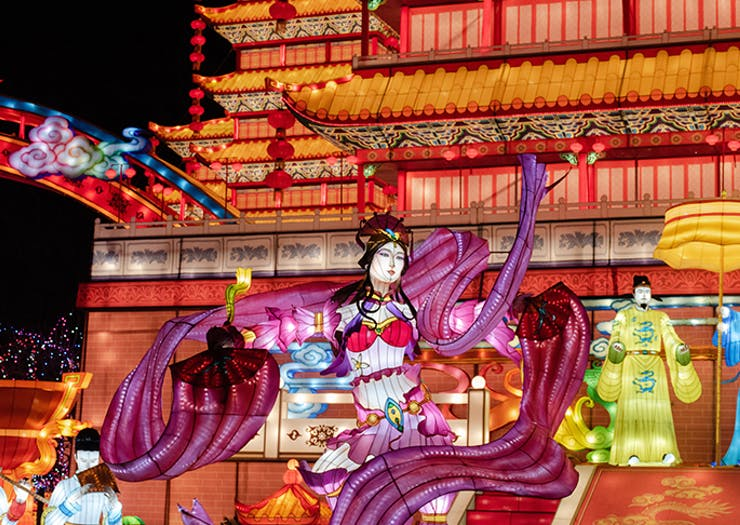 6 Epic Lunar New Year Events To Hit Up This Month