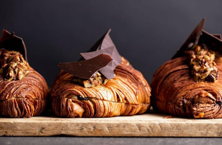 Lune's Pistachio Praline Croissant Will Return For Three Days Only Next Week