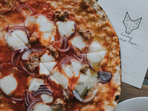 lupa-pizza-bar west end, best pizza brisbane