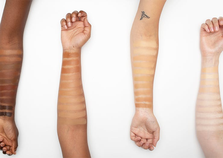 PSA: Lush Just Dropped Vegan Foundation Sticks In 40 Shades