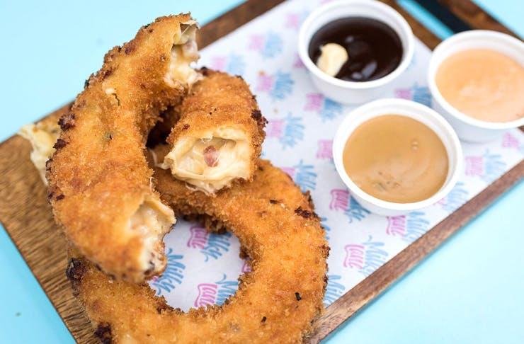 mac-n-cheese-doughnuts-sydney