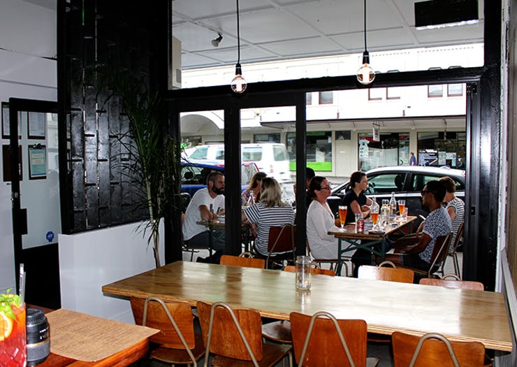 madam george k road, new opening auckland, madame george review, madame george menu, bars auckland
